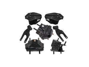Transmission Engine Mounts Front Right Left Set 5.3 L For Chevrolet Impala