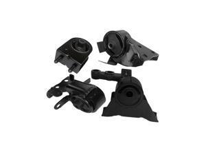 Transmission Mounts Front Right Rear Set 1.6 L For Mazda Protege