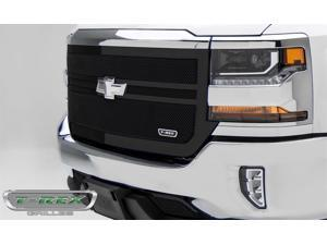 T-Rex Grilles 51133 Upper Class Series Mesh Grille Fits 16 Silverado 1500