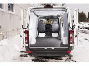 BedRug VTMS06L VanTred Virgin Rubber Cargo Mat Fits Sprinter 2500 Sprinter 3500