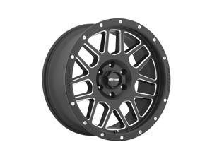 Pro Comp Alloy 5140-298352 Xtreme Alloys Series 5140 Satin Black Finish