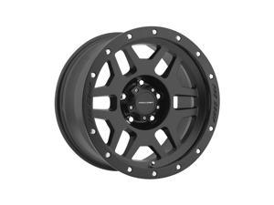Pro Comp Alloy 5041-895555 Xtreme Alloys Series 5041 Satin Black Finish