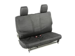 Rugged Ridge 13266.03 Elite Ballistic Seat Cover Fits 11-16 Wrangler (JK)