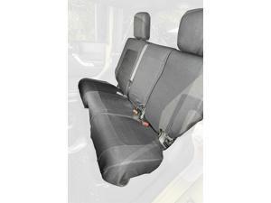 Rugged Ridge 13266.02 Elite Ballistic Seat Cover Fits 07-10 Wrangler (JK)