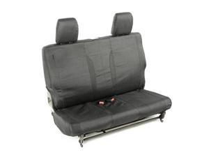 Rugged Ridge 13266.01 Elite Ballistic Seat Cover Fits 07-10 Wrangler (JK)