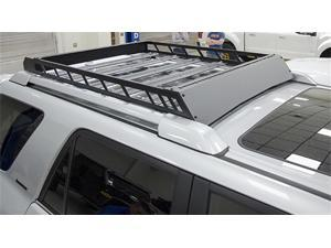 N-Fab T102MRF Aluminum Modular Roof Rack Fits 10-16 4Runner
