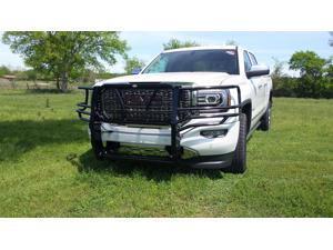 Frontier Truck Gear 200 31 5007 Grill Guard Fits Sierra 2500 HD Sierra 3500 HD