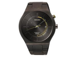 Seiko SKA649 Men's Kinetic 100M Bracelet Watch