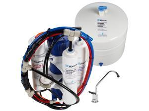 Home Master TMAFC Artesian Full Contact Reverse Osmosis Drinking Water Filter System - Alkaline Mineral Water on Tap