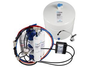 Home Master TMAFC-ERP Artesian Full Contact w/ Permeate Pump Reverse Osmosis Drinking Water Filter System