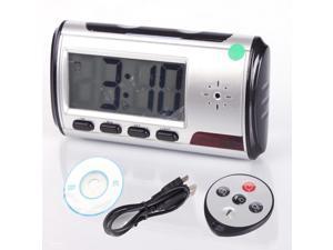 16GB Spy Clock Camera DVR Hidden Cam Camcorder Remote Motion Detector DV Webcam