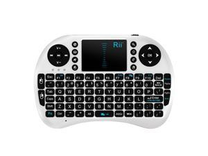 2.4G Rii Mini i8 Fly Air Mouse and Wireless Keyboard with Touchpad PC iPad Andriod TV Box Google TV Box Xbox360 PS3 HTPC/IPTV TV Dongle