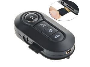 Mini Car Key Chain DV Spion SPY Hidden Camera Camcorder IR Night Vision 1080P