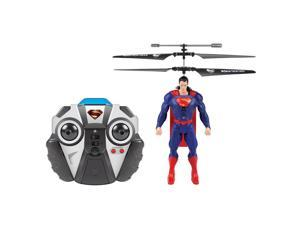 Superman DC Comic 2 Channel IR Remote Control Helicopter