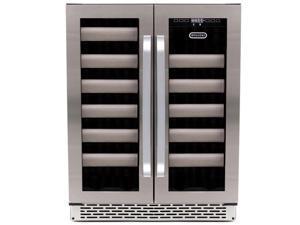 Whynter Elite 40 Bottle Dual Zone Built-in Wine Refrigerator