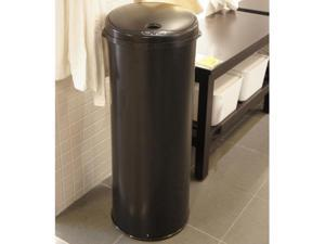 iTouchless Deodorizer 13 Gallon Round Sensor Trash Can