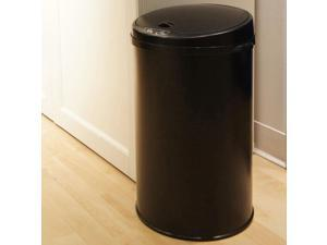 iTouchless Deodorizer 8 Gallon Round Sensor Trash Can