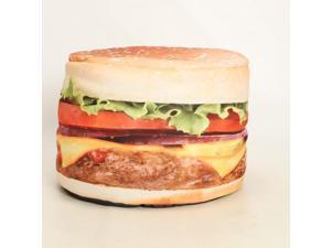 Mid-Size Hamburger Beanbag Chair