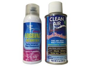 Clean Air Odor Knockout Combo Kit