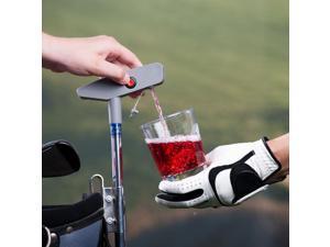 Putter-Shaped Golf Bag Drink Caddie