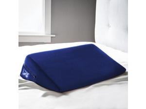 """Liberator 24"""" Wedge Positioning Pillow Blue"""