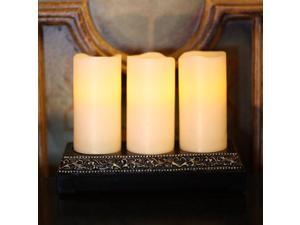 Rechargeable Candles - Set of 3