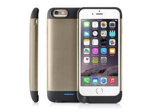 MOJO Refuel INVICTUS 3200 Charger Case for iPhone 6
