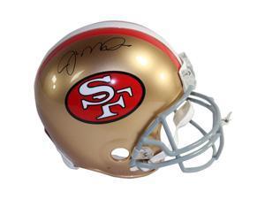 Joe Montana Signed San Francisco 49ers Authentic Helmet