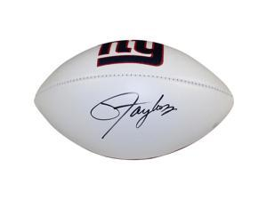 Lawrence Taylor Signed New York Giants White Panel Football