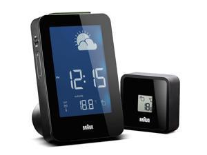 Braun Digital Weather Station Alarm Clock