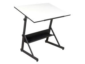 Solano Adjustable Drafting Table by Studio Design
