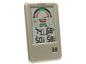 La Crosse Wireless Weather Station with Indoor Comfort Level Indicator