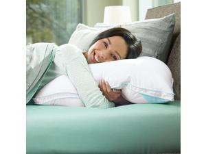 BioSense Select Sleep Pillow with Extra-Soft Support