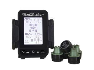 TireMinder Wireless Tire Pressure Monitoring System for Car