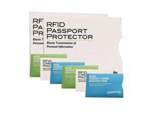 Smooth Trip RFID Blocking Protector Set