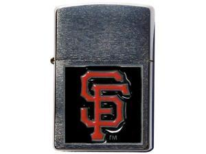 MLB Large Emblem Zippo Lighter - San Francisco Giants