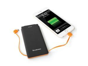 Brookstone Slim Rechargeable 9000mAh Battery