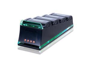 DreamGear DG-DG360-1710 Quad Dock Pro (Batteries Sold Seperate)