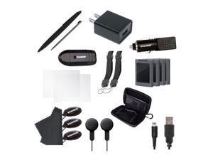 DreamGear DG-DG3DSXL-2261 20 in 1 Essentials Kit for NEW 3DS XL