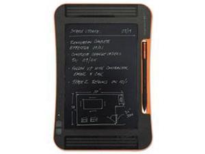 "IMPROV ELECTRONICS Sync Lcd Ewriter, 9.7"" Screen, Black/orange"