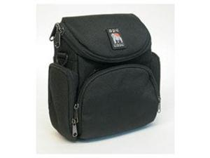 NORAZZA Camcorder/digital Camera Case, Ballistic Nylon, 7 1/4 X 2 X 5, Black