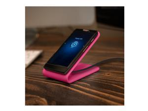 Wireless Ultra Qi Charging Pad - Pink
