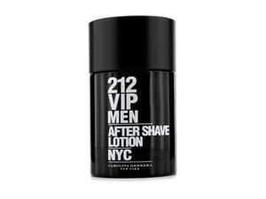 Carolina Herrera 212 Vip After Shave Lotion For Men  100ml/3.4oz