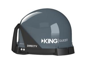 King Quest Portable Satellite Antenna  New 2015