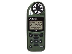 Kestrel 5500 Pocket Weather Meter W/link + Vane Mount -