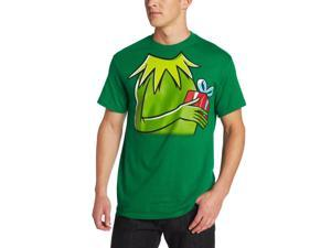 The Muppets Kermit The Frog Men's Christmas T-Shirt