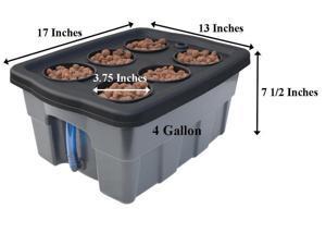 4-Gallon H2OtoGro® Hydroponic Deep Water Culture REPLACMENT Gro Module