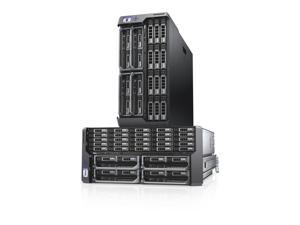 Dell VRTX Server 2x M630 2x E5-2620v3 128GB 2x 8GB SD Cards 12x 4TB 7.2k H730 PSU