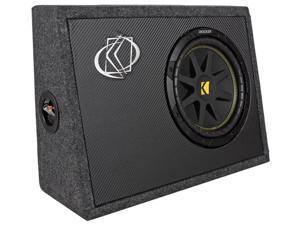 "Kicker 10TC102 Comp 10"" 300 Watts Peak / 150 RMS 2-Ohm Car Audio Subwoofer Ready to Be Installed Out Of The Box"