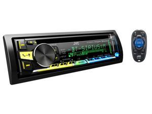 JVC KD-R960BTS CD Receiver with Bluetooth Wireless Technology and Front USB/AUX